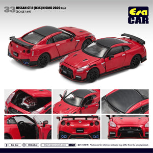 ERA CAR #33 NISSAN GT-R R35 NISMO 2020 RED - PRE ORDER