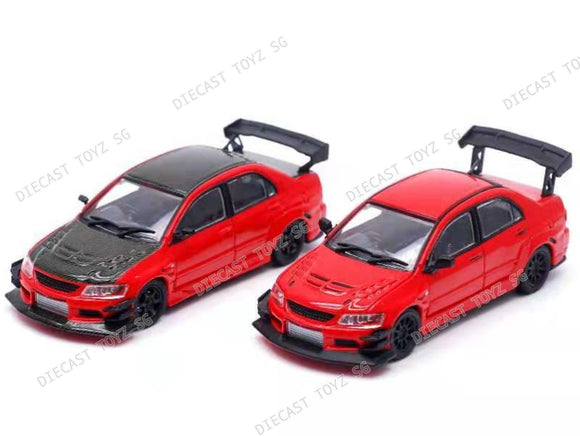 🔴 PRE ORDER 🔴CM MODELS 1:64 VOLTEX LANCER EVOLUTION 9