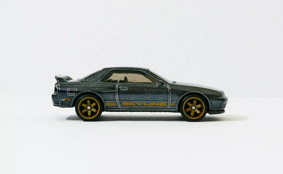 HOT WHEELS 2020 #2 SUPER TREASURE HUNT NISSAN SKYLINE GT-R BNR32 R32 { LOOSE }