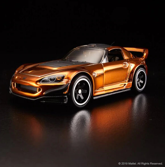 HOT WHEELS RED LINE CLUB  Exclusive HONDA S2000 ( BRAND NEW ON CARD)