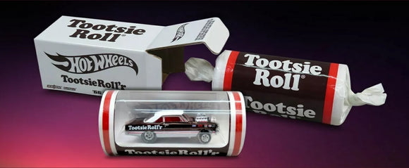 Hot Wheels RLC Exclusive Tootsie Roll'  '66 Super Nova (BRAND NEW)