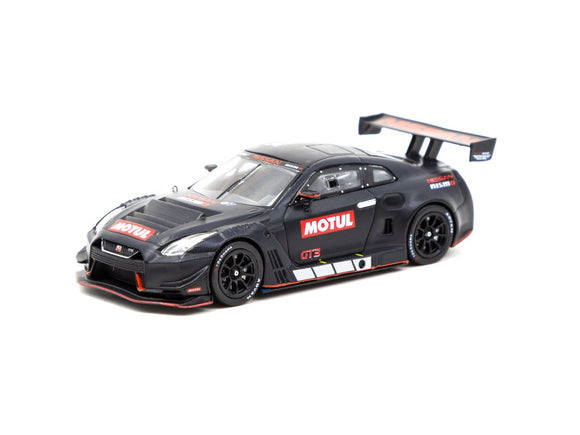 TARMAC WORKS 1/64 Nissan GT-R NISMO GT3 TESTING VERSION FULL CARBON
