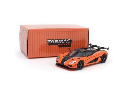 TARMAC WORKS 1/64 GLOBAL64 1/64 Koenigsegg Agera RS
