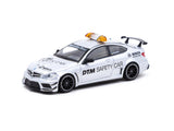 Tarmac Works 1/64 Mercedes-Benz C63 AMG Coupé Black Series DTM Safety Car - GLOBAL64