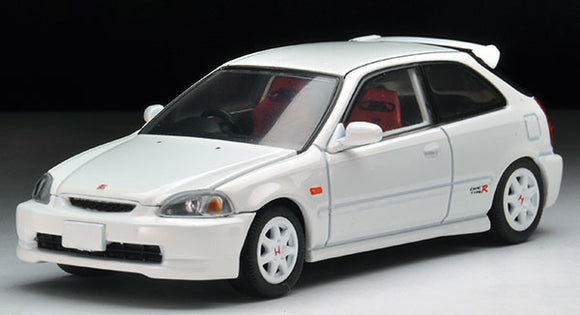 Tomica Limited Vintage NEO - LV-N158a Honda Civic Type-R '97 (White)