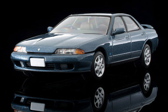 Tomica Limited Vintage NEO LV-N194b Nissan Skyline GTS25 Type X,G (Blue)