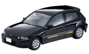 Tomica Limited Vintage NEO LV-N48g Honda Civic Si 20th Anniversary Commemorative Car (Black)