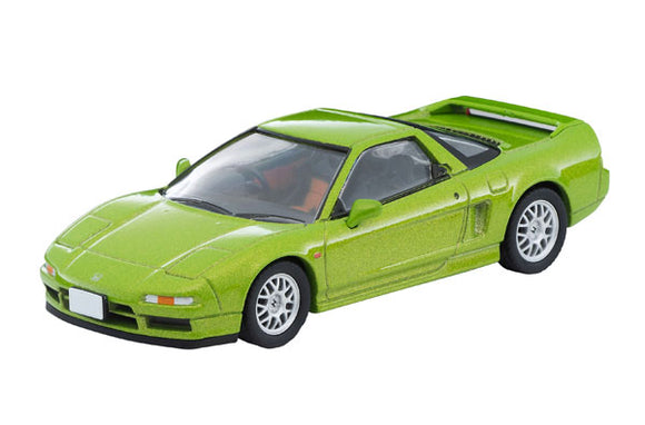 * PRE ORDER * Tomica Limited Vintage NEO LV-N228b Honda NSX TypeS-Zero (Yellowish Green)
