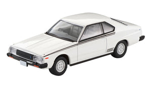 * PRE ORDER * Tomica Limited Vintage NEO LV-N230a Nissan Skyline Turbo GT-E Thoroughbred (White)