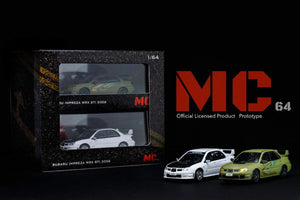 MC64 2006 SUBARU IMPREZA WRX STI BUNDLE SET