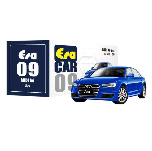 Era CAR AUDI A6 - BLUE #09