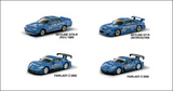 KYOSHO 1:64 Scale CALSONIC Minicar Collection