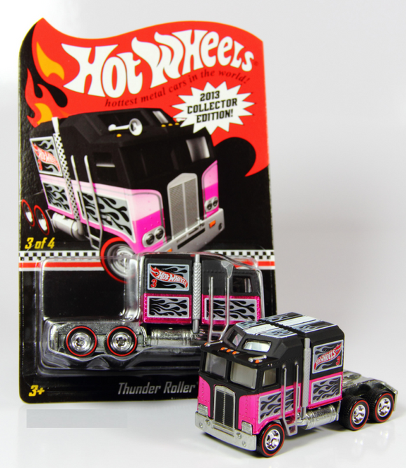 Hot Wheels Thunder Roller (K-Day 2013)