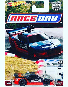 Hotwheels RACEDAY Acura NSX (Car Culture)