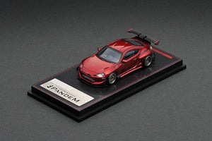 IGNITION MODEL 1/64 PANDEM GT86 RED Metallic IG 1753 🇯🇵 JAPAN EXCLUSIVE COLOUR 🇯🇵