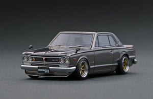 Ignition Mode IG1932 1/43 Nissan Skyline 2000 GT-R (KPGC10) Silver