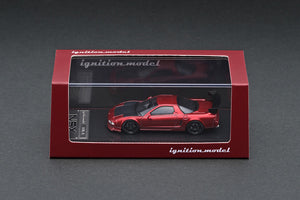 IGNITION MODEL IG1944  1/64 Honda NSX (NA1) Red Metallic