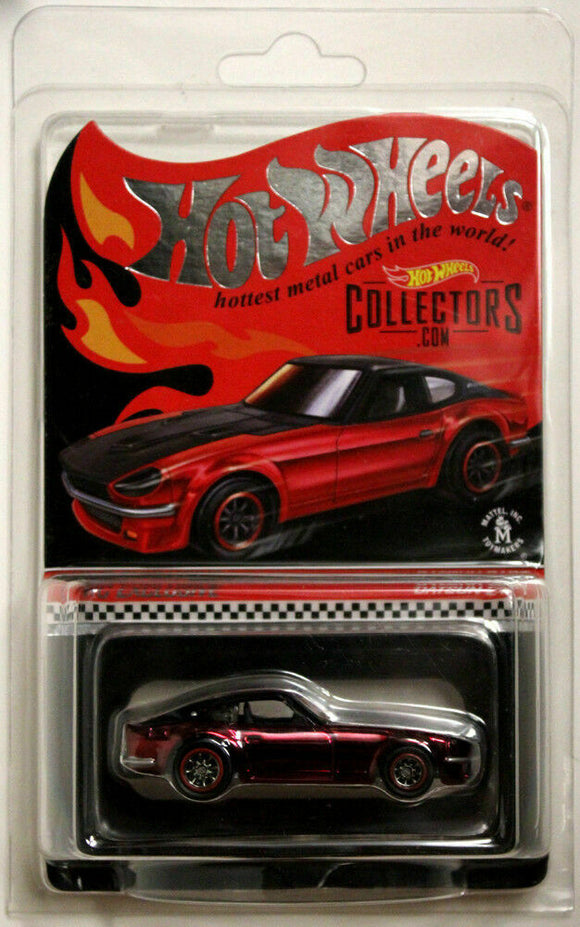 Hot Wheels 2018 RLC Red Datsun 240Z
