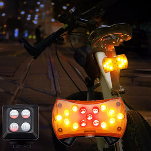 USB Wireless Bicycle Turn Signal