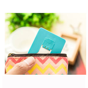 Mini Wallet Pocket Credit Card Size Portable LED Light