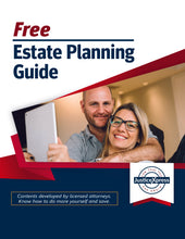Load image into Gallery viewer, Free Estate Planning Guide