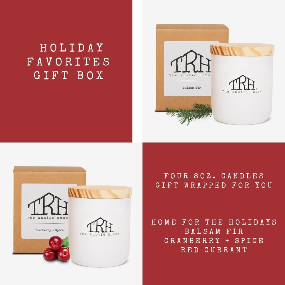 Holiday Favorites Gift Box