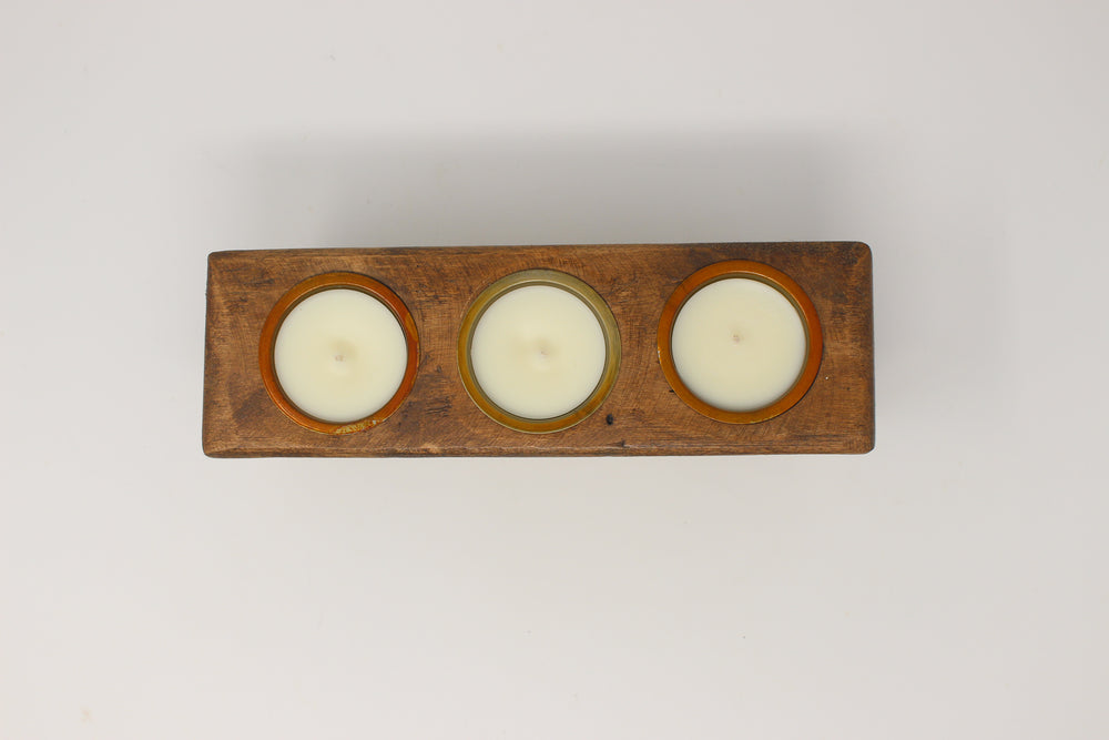 Three Hole Sugar Molds