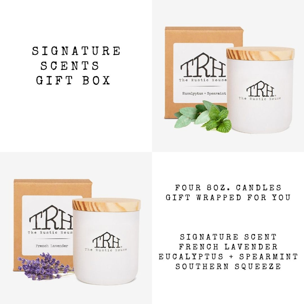 Signature Scents Gift Box