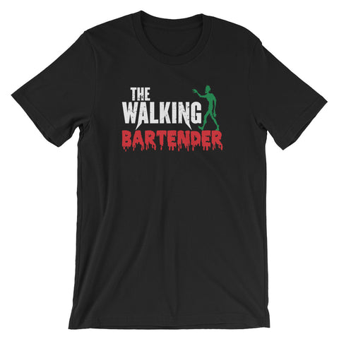 The Walking Bartender T-Shirt