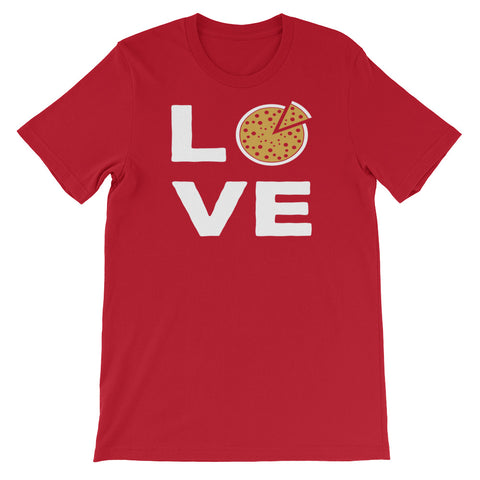 Love Pizza Pie T-Shirt