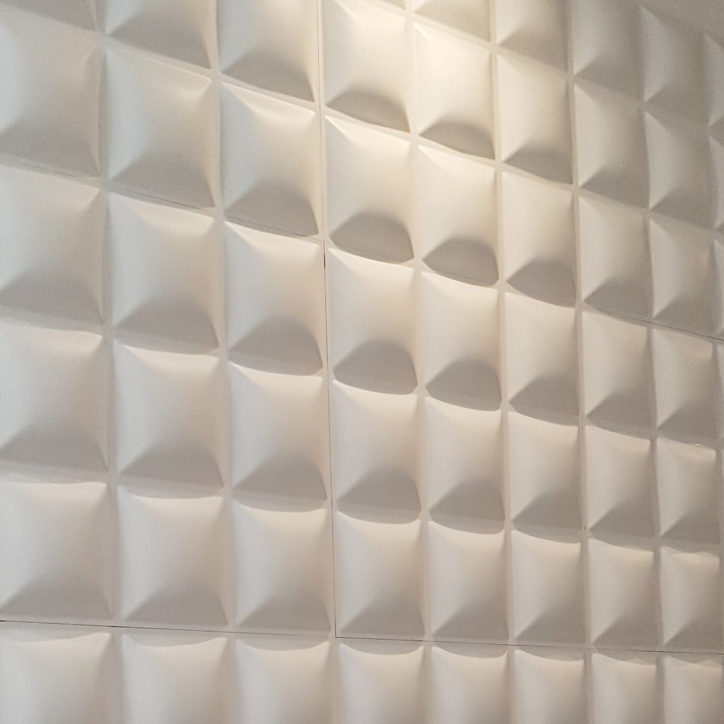 Padded - The 3D Wall Panel Company