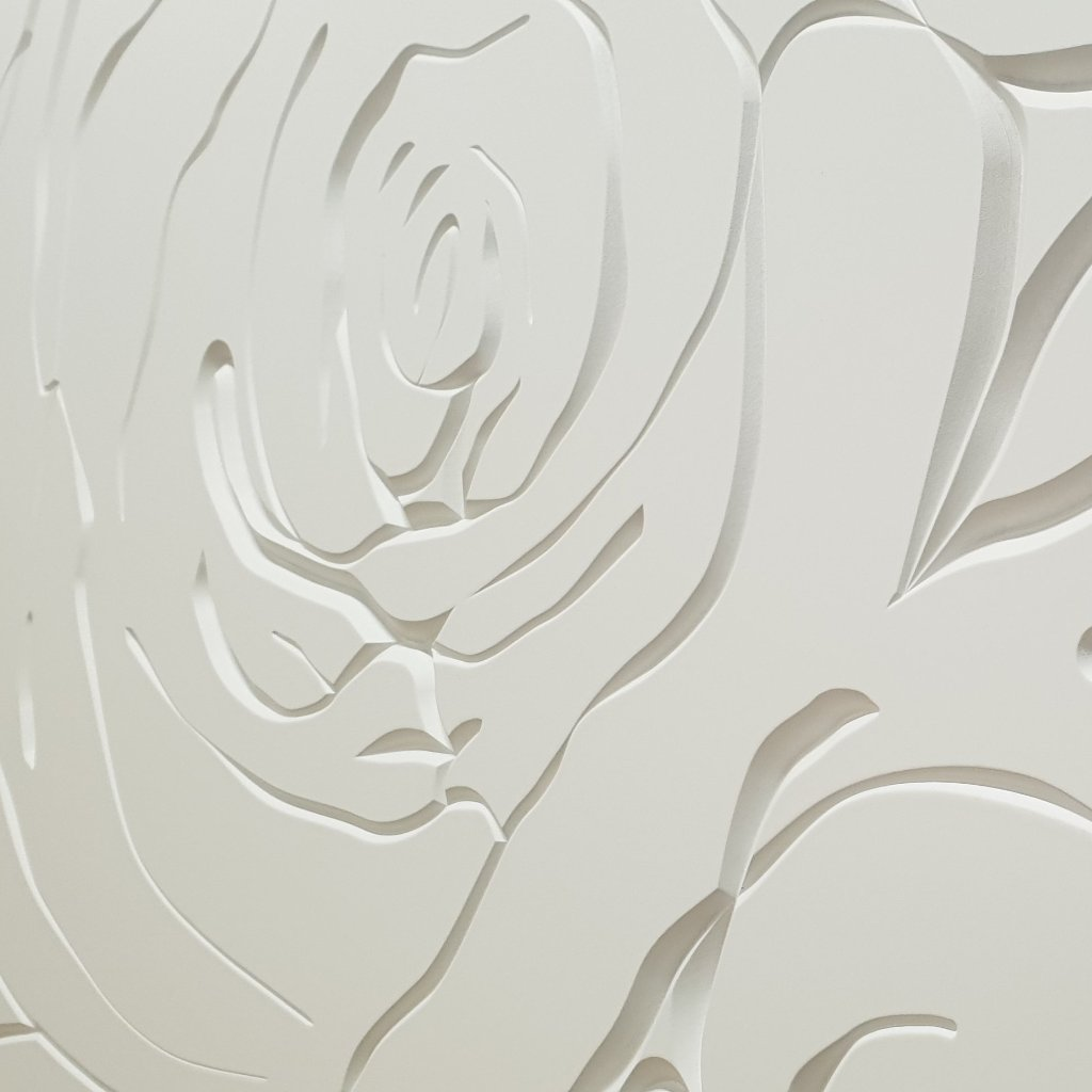 Rose - The 3D Wall Panel Company