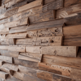 Wood Sample - The 3D Wall Panel Company