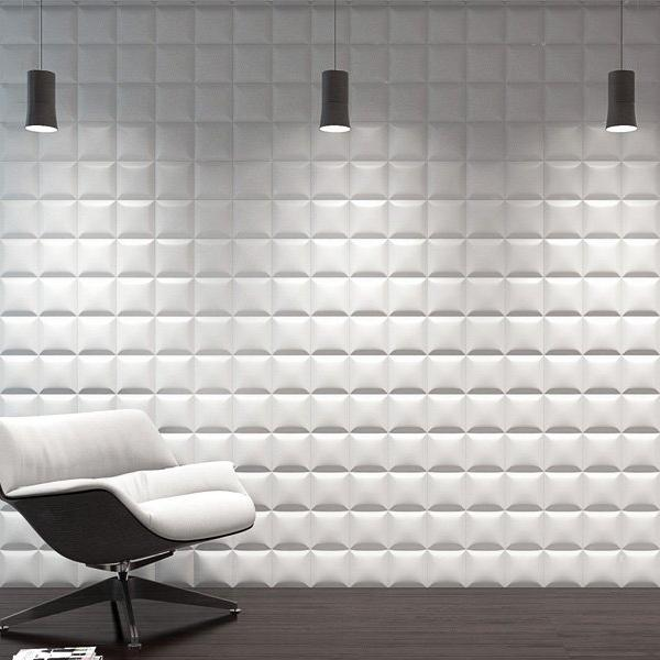 Squares - The 3D Wall Panel Company