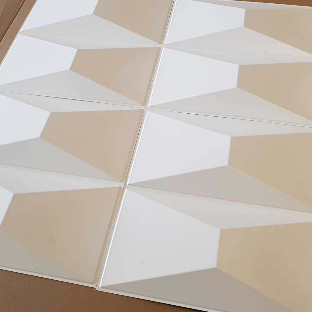UPVC Sample - The 3D Wall Panel Company