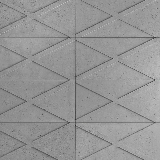 Cross 3d Concrete