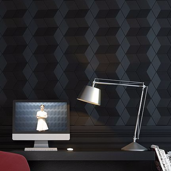 Cube - The 3D Wall Panel Company
