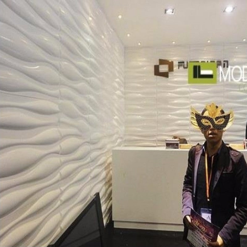 Monroe - The 3D Wall Panel Company