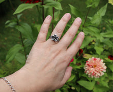 Load image into Gallery viewer, Handformed Rose Ring