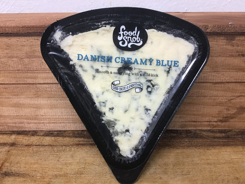 Food Snob Danish Creamy Bleu 100g