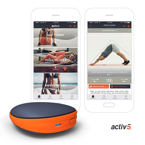 Activ5 Yoga Package