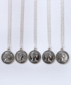 Australian Coin Necklace