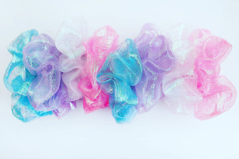 Mermaid Scrunchies - 4 Colours