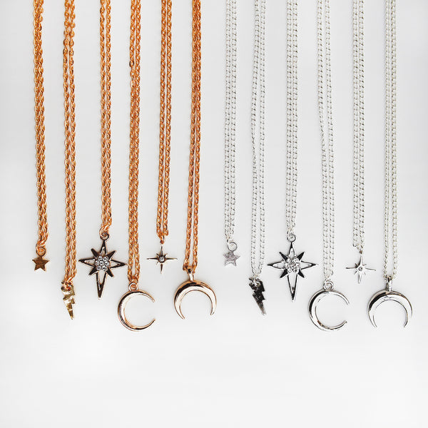Nights Sky Collection - Gold/Silver