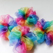 Load image into Gallery viewer, Rainbow Scrunchie