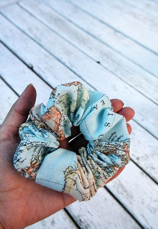 Atlas Scrunchie
