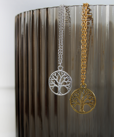 Tree of Life Necklace - Gold/Silver