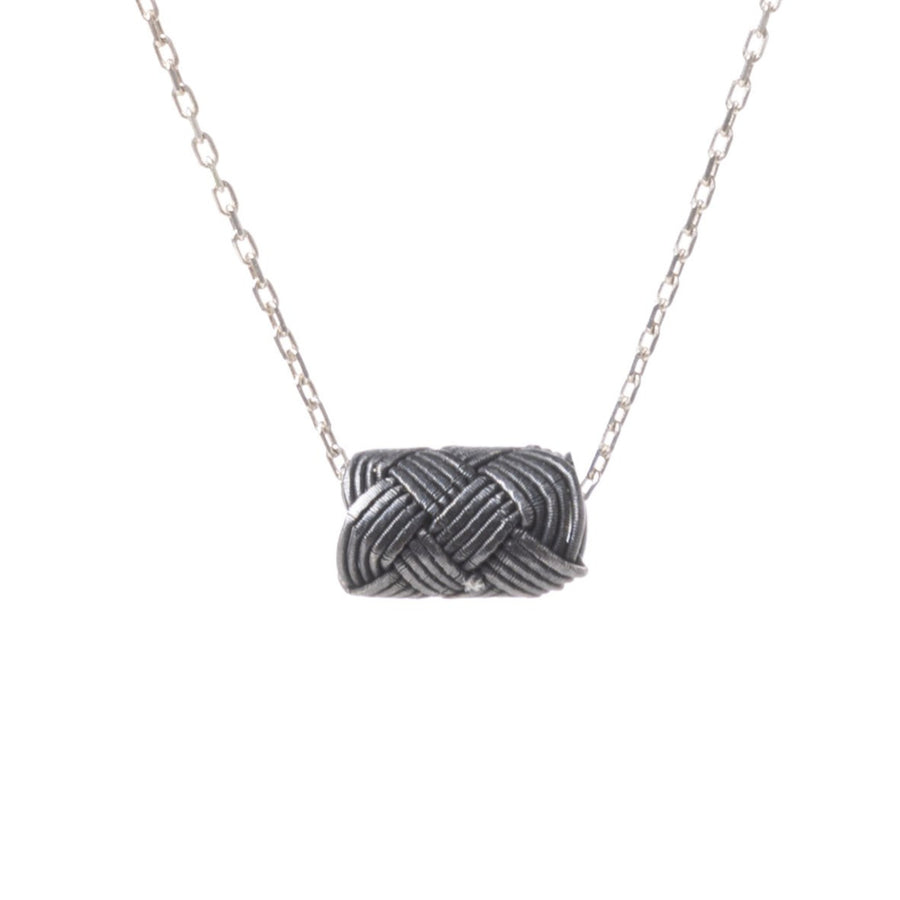 Selin Necklace (black)