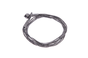 Emin Wrap-Around Bracelet (dark)