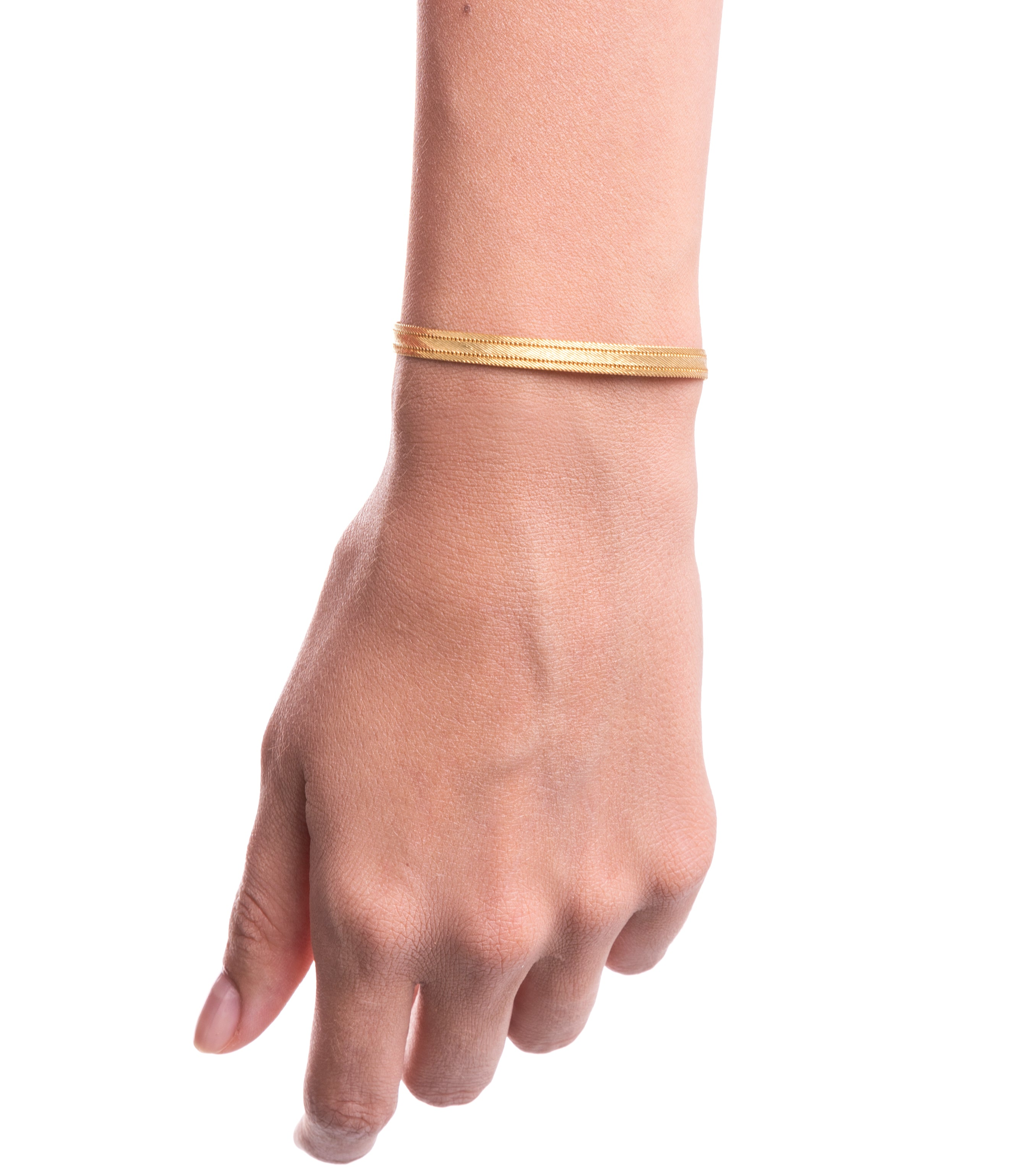 Pontic Bracelet - Gold-plated